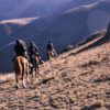 Mendoza horseback riding at Quebrada del Condor