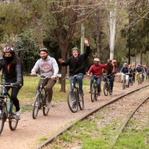 Wine Bike tour in Mendoza half day